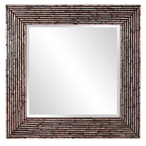 Mother of Pearl Square Mirror
