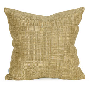 Coco Peridot 20-Inch Square Pillow