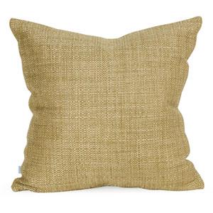 Coco Peridot 20-Inch Square Pillow