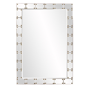 Remington Studded Mirror