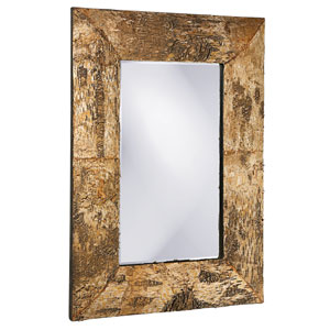 Kawaga Birch Rectangle Bark Mirror