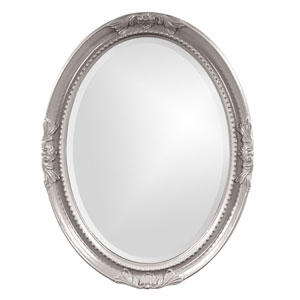 Queen Ann Nickel Mirror
