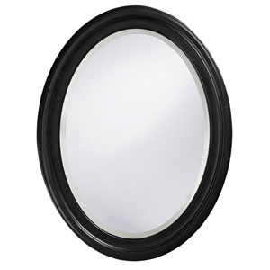George Black 1-Inch Oval Mirror