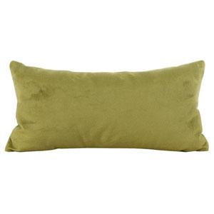 Bella Moss Green Kidney Pillow