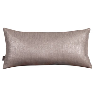 Glam Pewter Kidney Pillow