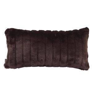 Mink Brown Kidney Pillow