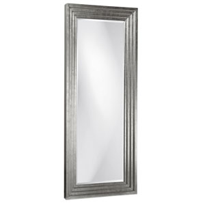 Delano Nickel Tall Rectangle Mirror