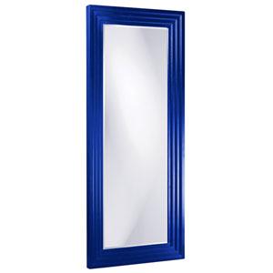 Delano Royal Blue Tall Rectangle Mirror