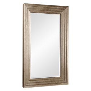 Delano Silver Small Rectangle Mirror