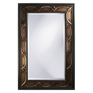 Charles Bronze Rectangle Mirror