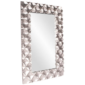 Krystal Bright Silver Mirror