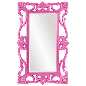 Whittington Hot Pink Mirror