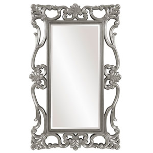 Whittington Nickel Mirror