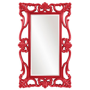 Whittington Red Mirror