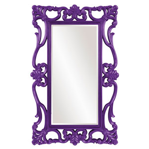 Whittington Royal Purple Mirror