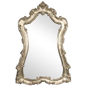Lorelei Silver Mirror