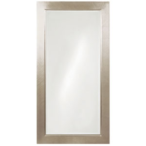 Millennium Silver Rectangle Mirror