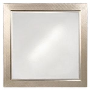 Millennium Silver Square Mirror