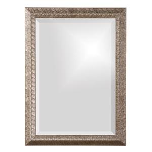 Malia Silver Rectangle Mirror