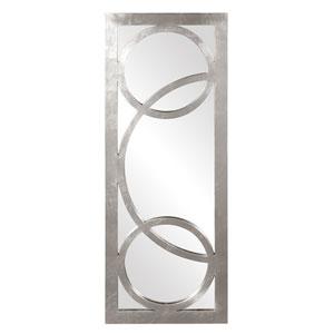 Dynasty Glossy Nickel Mirror