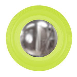 Soho Moss Green Round Mirror