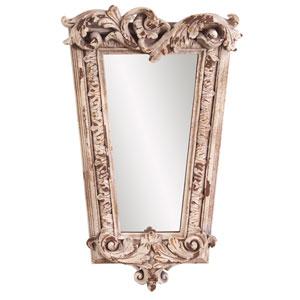 Noelle Rustic Stone Mirror