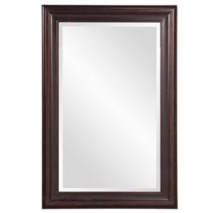 George Oil Rubbed Bronze Rectangle Mirror