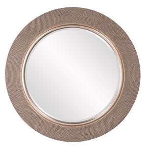Yukon Champagne Silver Mirror
