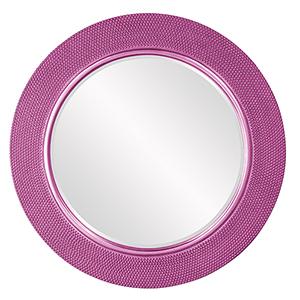 Yukon Glossy Hot Pink Mirror