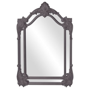 Cortland Charcoal Gray Mirror