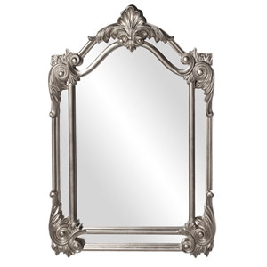 Cortland Nickel Mirror