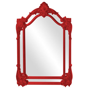 Cortland Red Mirror