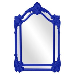 Cortland Royal Blue Mirror