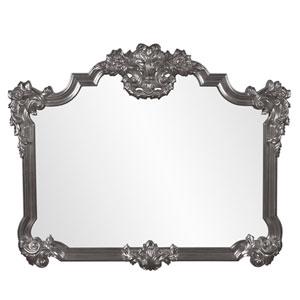 Avondale Charcoal Gray Mirror