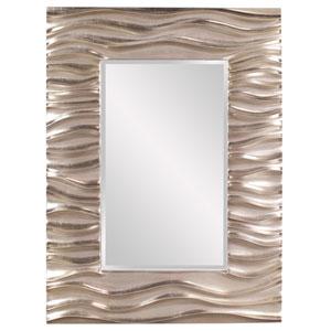 Zenith Silver Rectangle Mirror