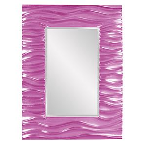 Zenith Hot Pink Mirror
