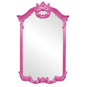 Roman Hot Pink Mirror
