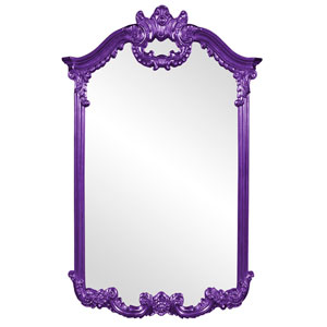 Roman Royal Purple Mirror