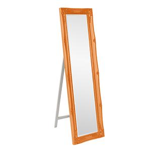 Queen Ann Glossy Orange Mirror