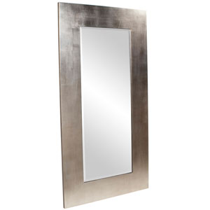 Sonic Silver Rectangle Mirror