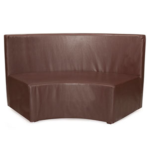 Radius Deep Brown Universal Incurve Bench