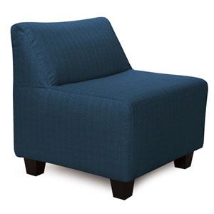 Sterling Indigo Pod Chair