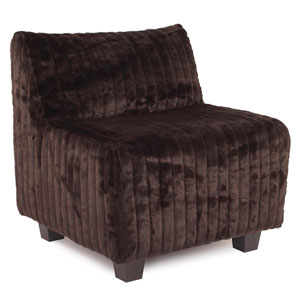Pod Mink Brown Chair