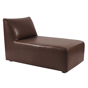 Pod Chair Lounge Avanti Pecan
