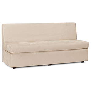 Bella Sand Slipper Sofa