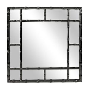 Bamboo Glossy Black Mirror