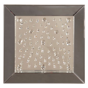 Bliss Crystal Square Mirror