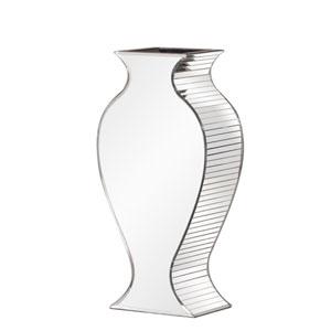 White 20-Inch Small Vase