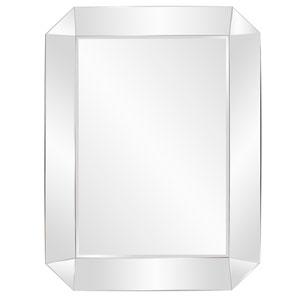 Sybil Glass Octagonal Mirror