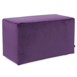 Bella Eggplant Universal Bench Cover